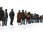 В столице появилось свыше 100.000 новых «временных» москвичей